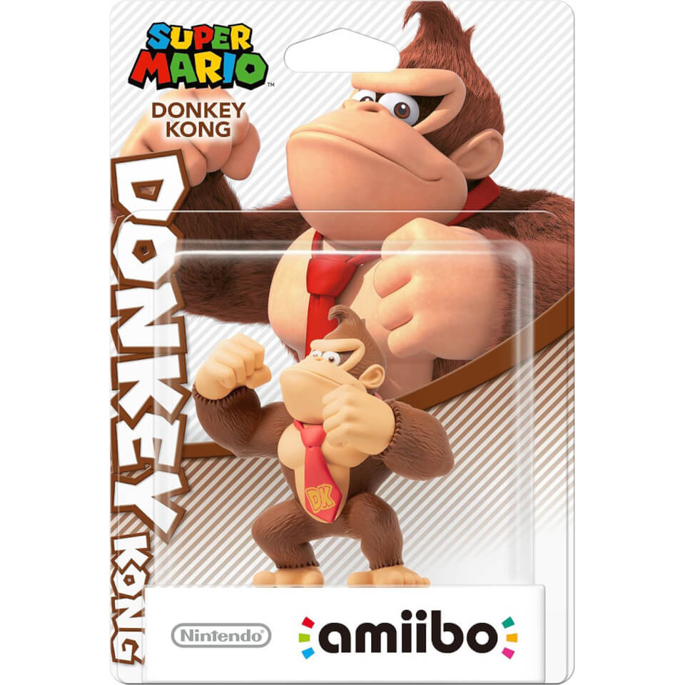 Donkey Kong amiibo (Super Mario Collection) | Nintendo UK Store