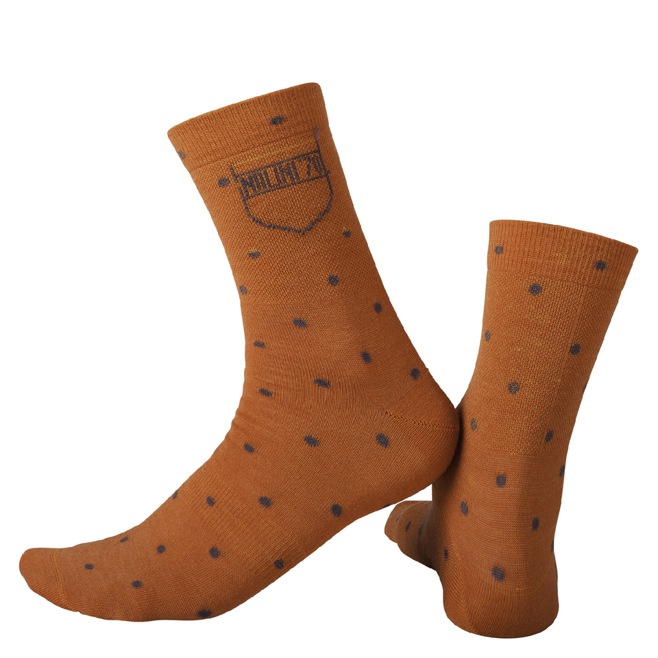 nalini-wool-pois-socks-orange-xxl