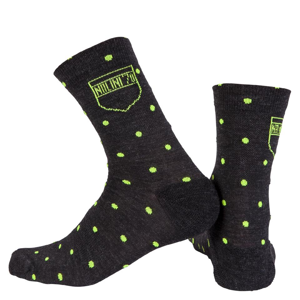 nalini-wool-pois-socks-black-fluro-yellow-s-m