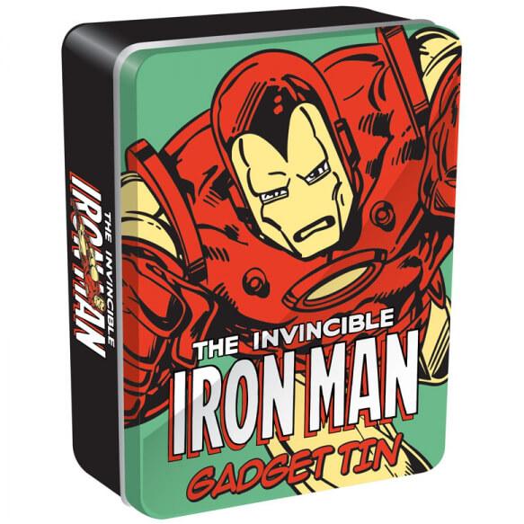 Marvel Iron Man Gadget Tin