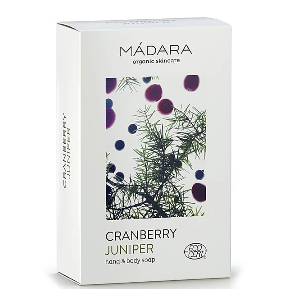 M+n++dara Cranberry & Juniper Hand & Body Soap 150g