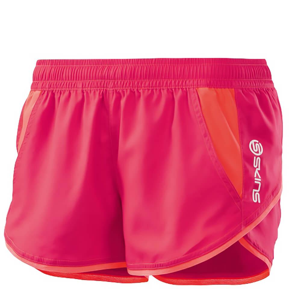 skins-plus-women-axis-shorts-rossa-xs