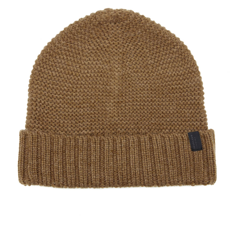 selected-homme-men-grit-beanie-otter