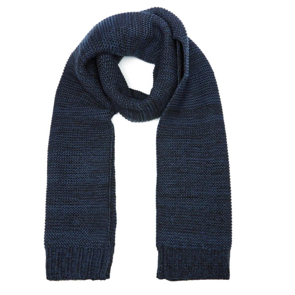 selected-homme-men-grit-scarf-dark-sapphire