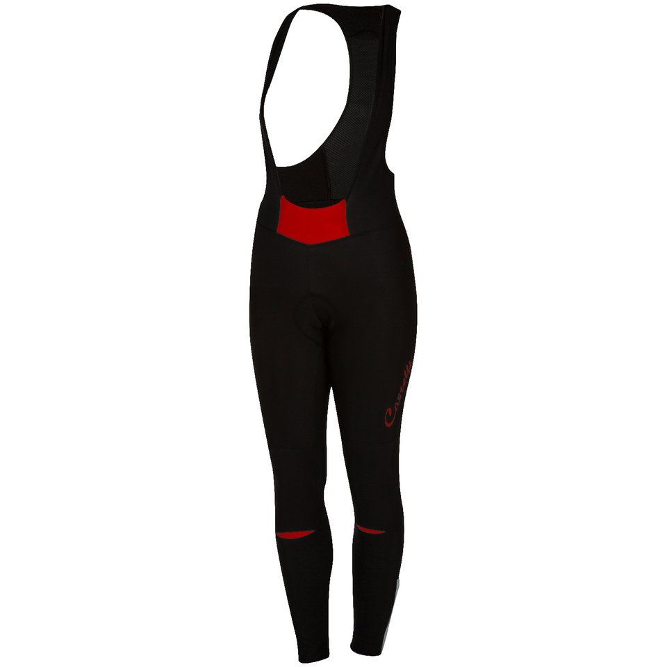 castelli-women-chic-bib-tights-black-red-xs