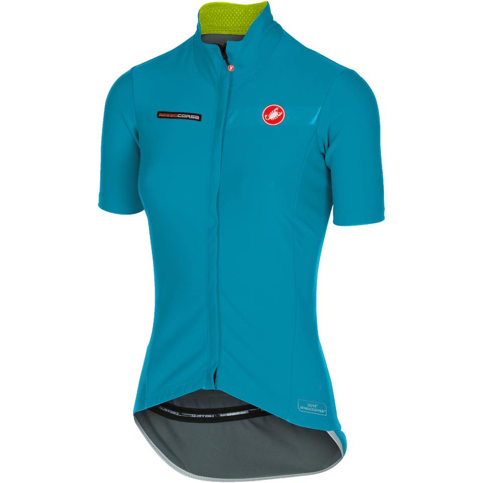 castelli-women-gabba-short-sleeve-jersey-turquoise-xs