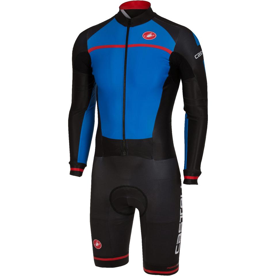 castelli-cx-20-speedsuit-blueblackred-s