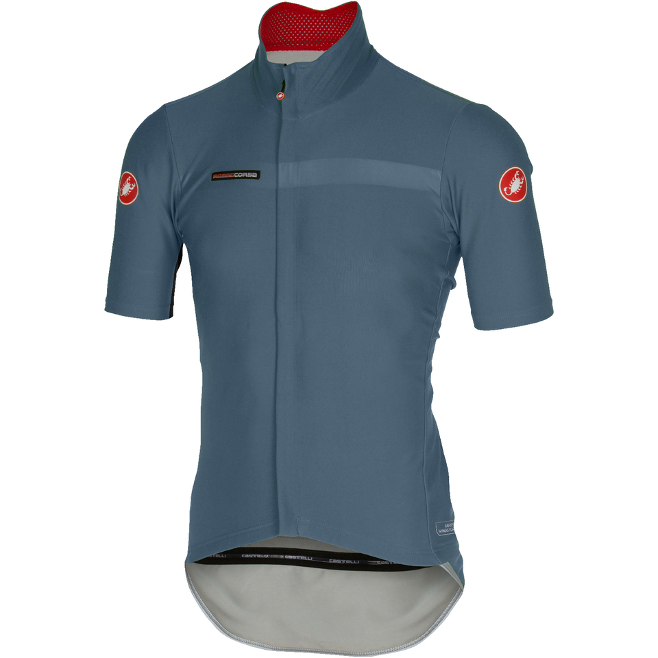 castelli-gabba-2-short-sleeve-jersey-mirage-grey-m
