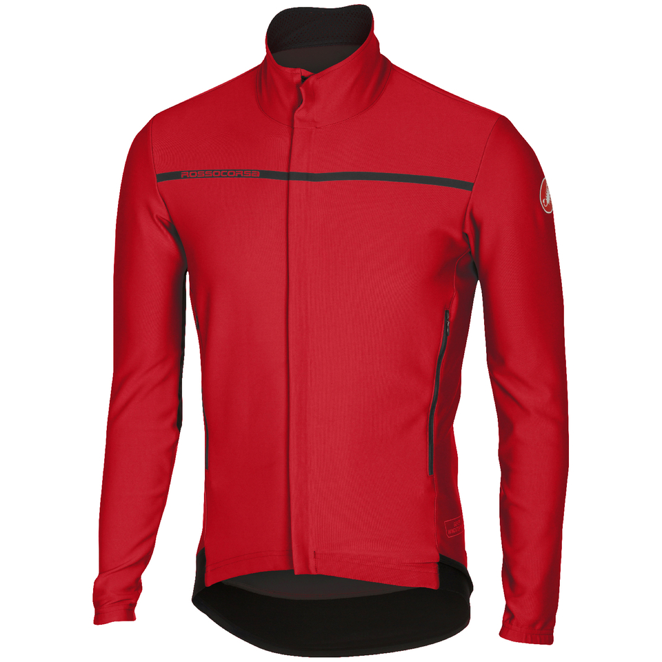 castelli-perfetto-jacket-red-s