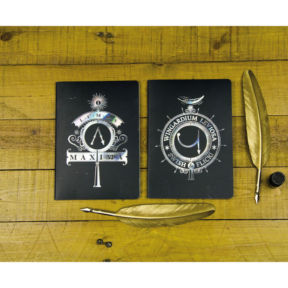 Cuaderno Harry Potter