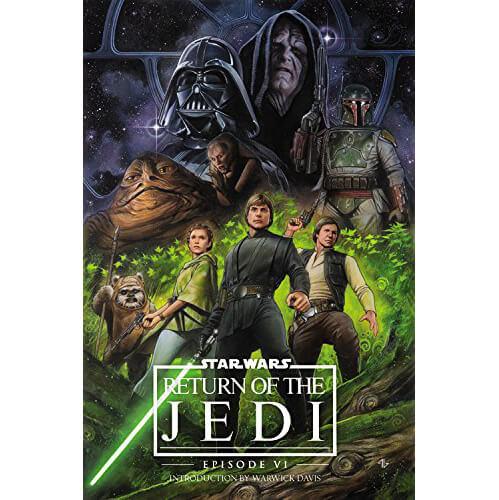 star-wars-episode-vi-return-of-the-jedi-hardcover-graphic-novel