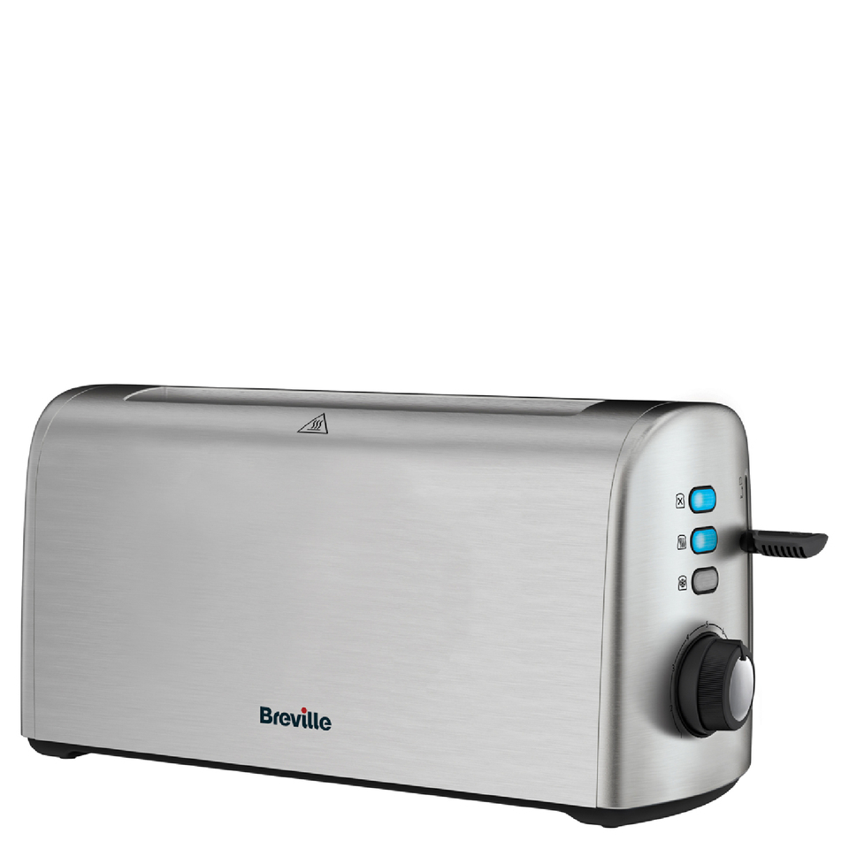 Breville Vtt714 4 Slice Long Slot Toaster Iwoot