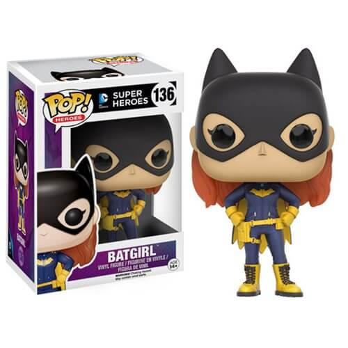Batman Batgirl 2016 Version Pop! Vinyl Figur