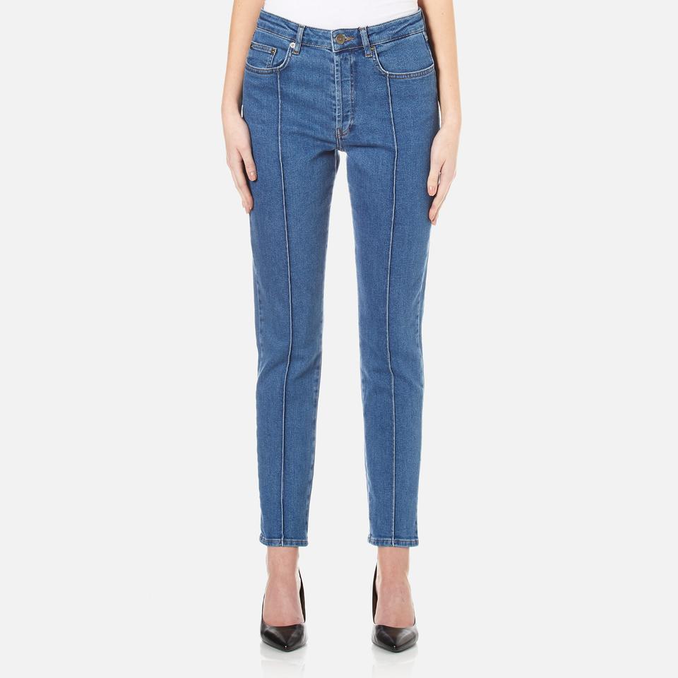 Gestuz Womens Cecily Jeans Medium Blue W28