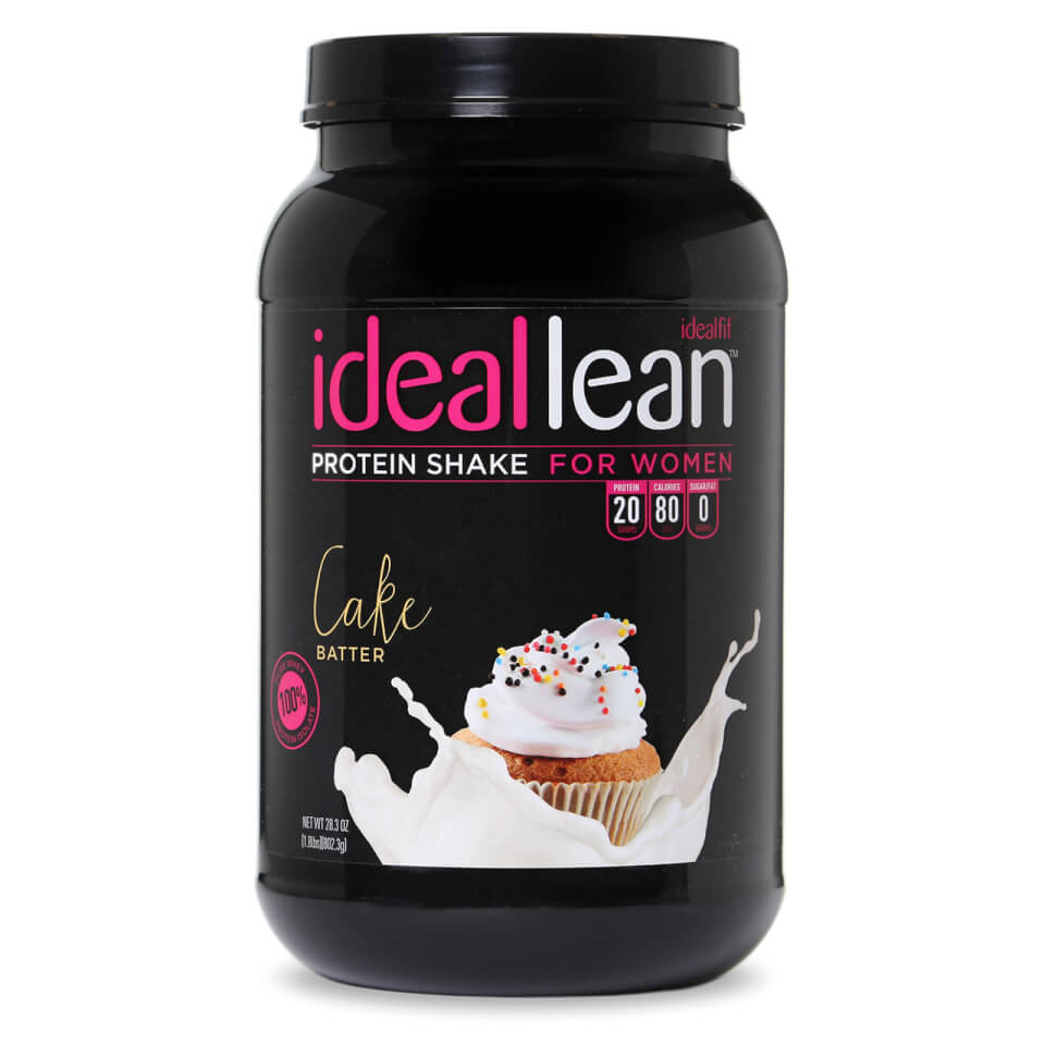 Cake Batter Protein Powder for Women | IdealFit