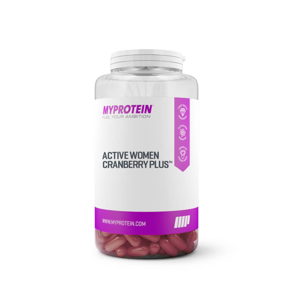 active-women-cranberry-plus-30capsules-pot