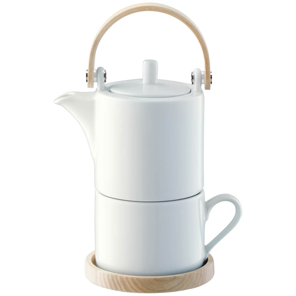 lsa-circle-tea-for-one-ash-handle-with-saucers-035l