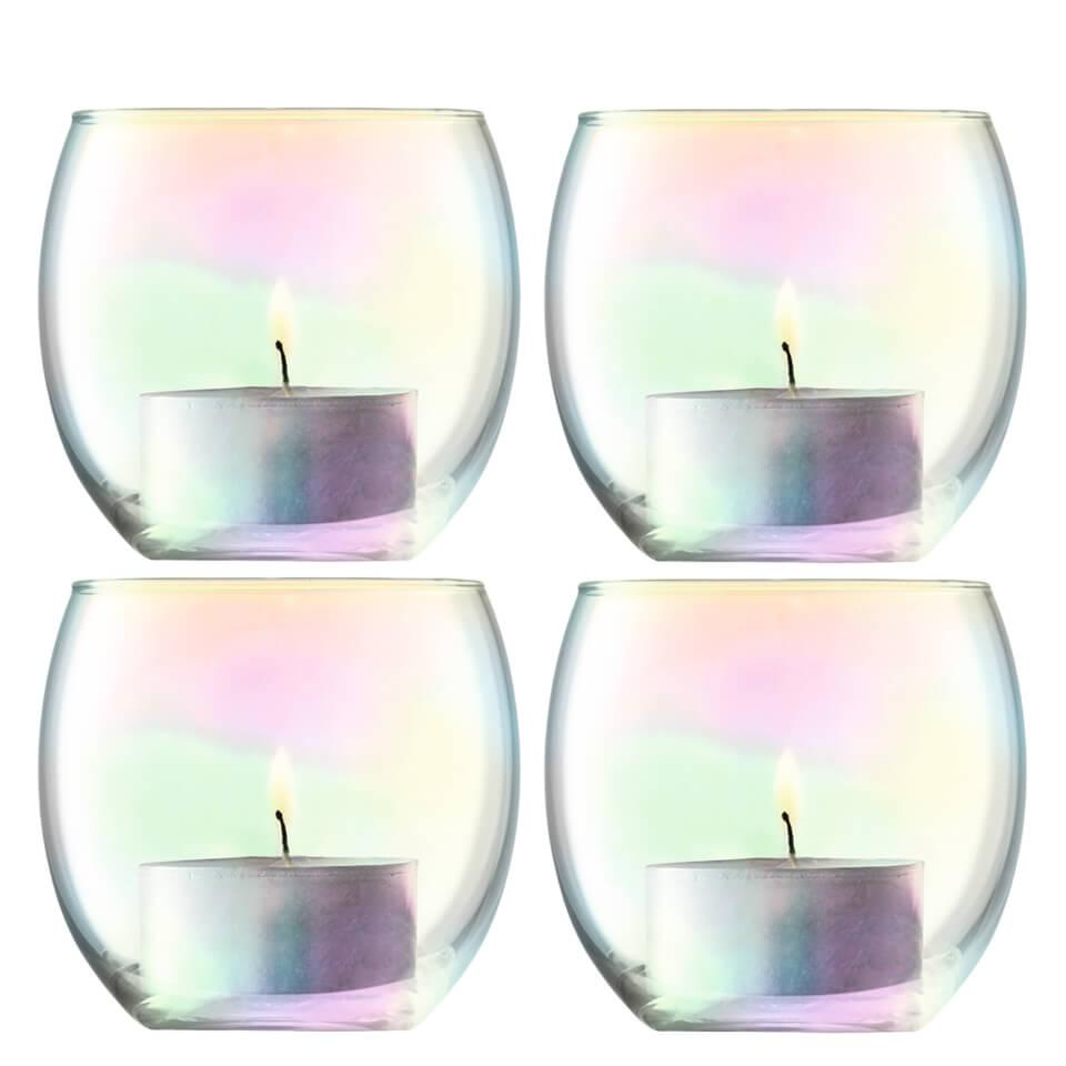 lsa-pearl-tealight-holders-set-of-4