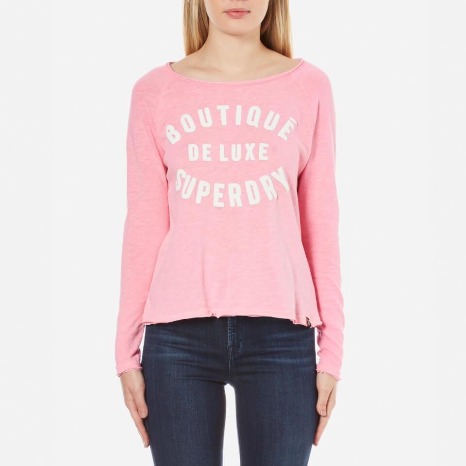superdry-women-vintage-slub-raglan-top-vintage-pink-xs