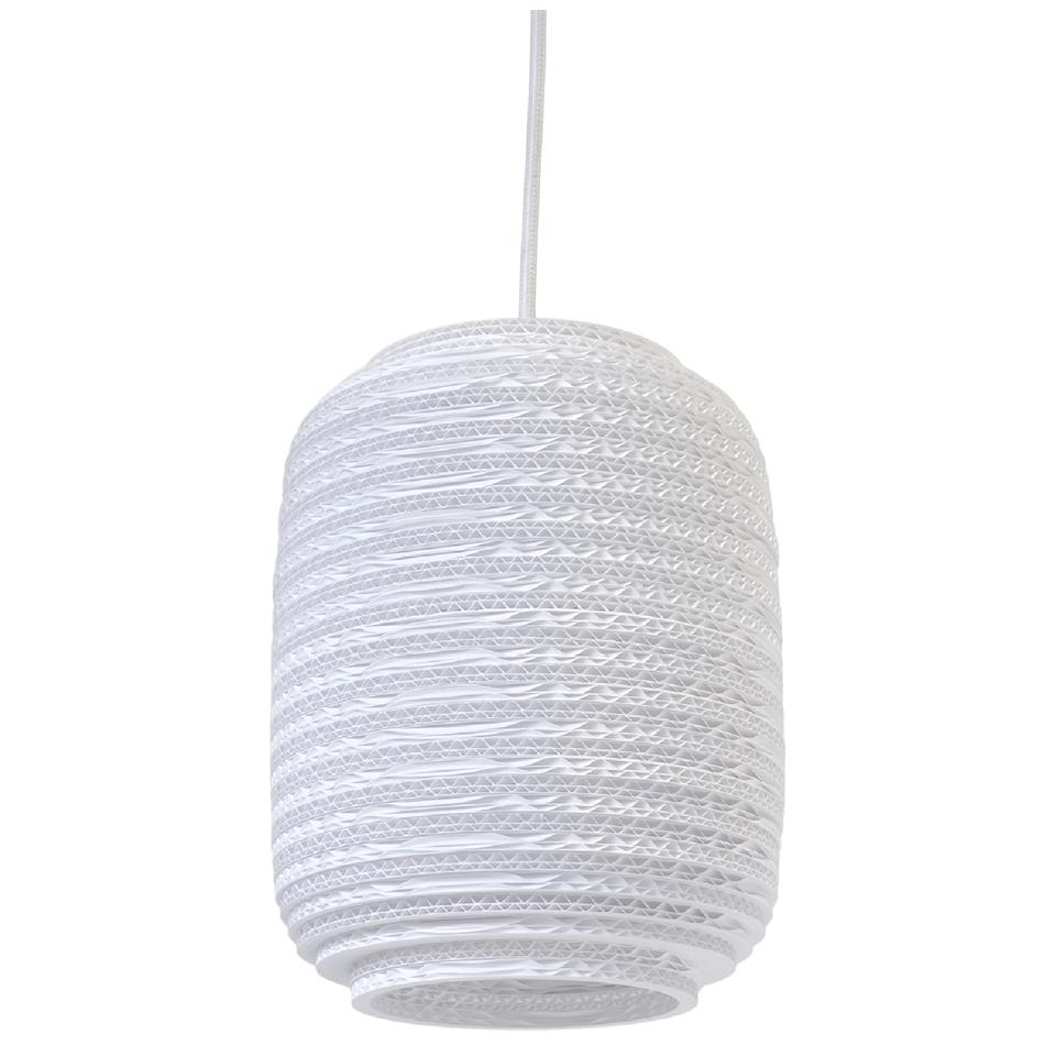 graypants-ausi-pendant-8-inch-white