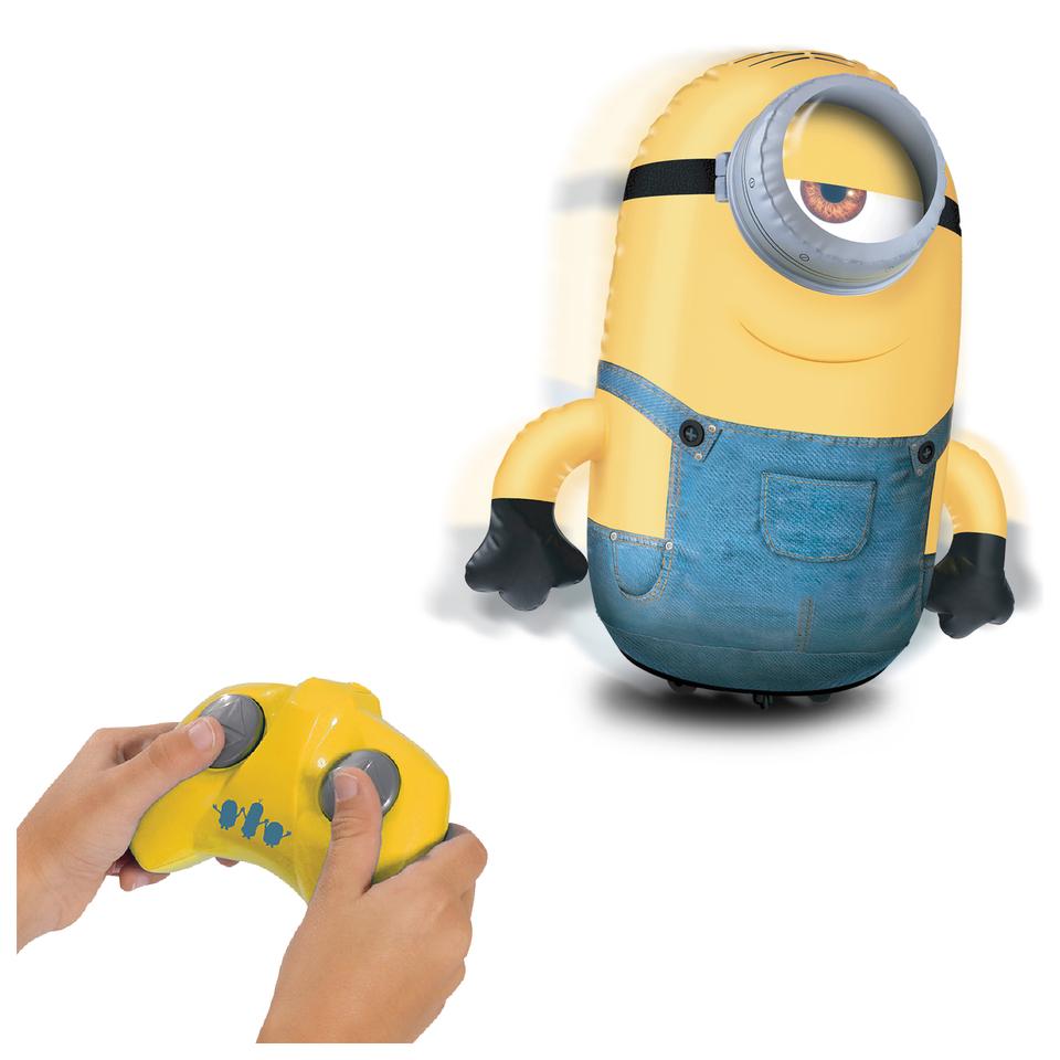 Minions Radio Control Mini Inflatable Minion Stuart
