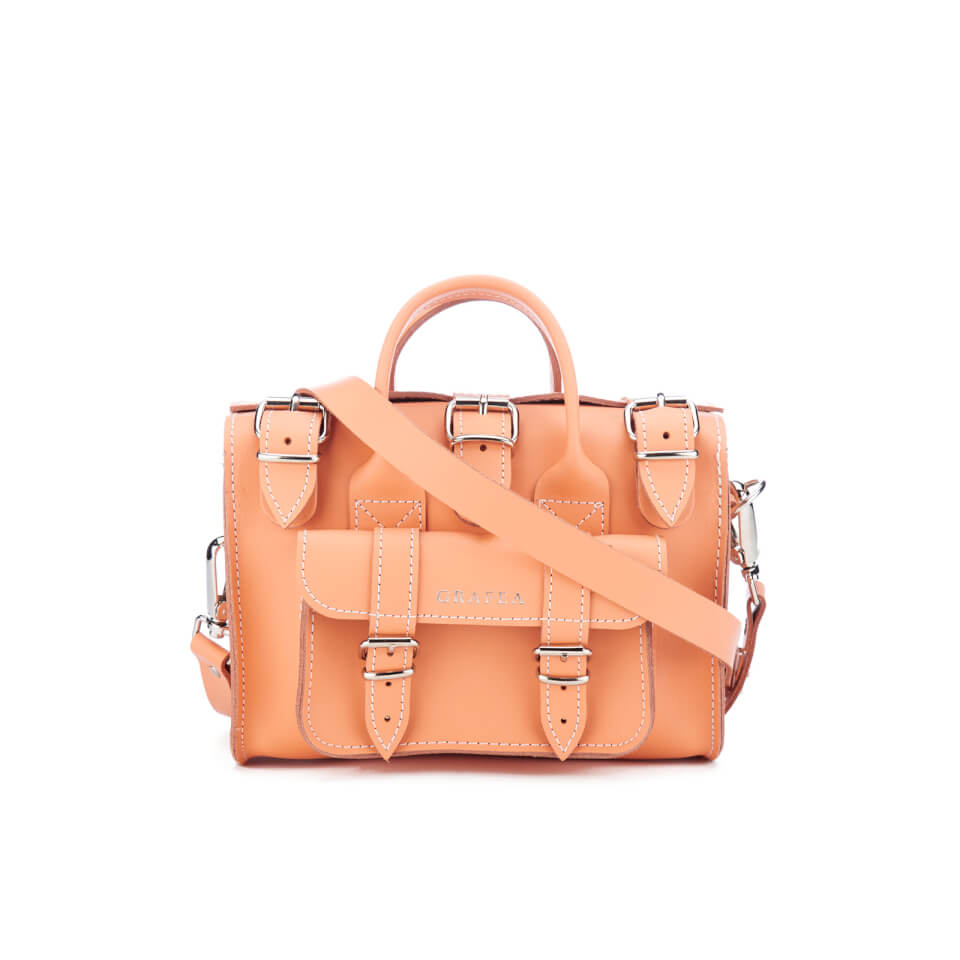 grafea-women-baby-luna-leather-shoulder-bag-peach