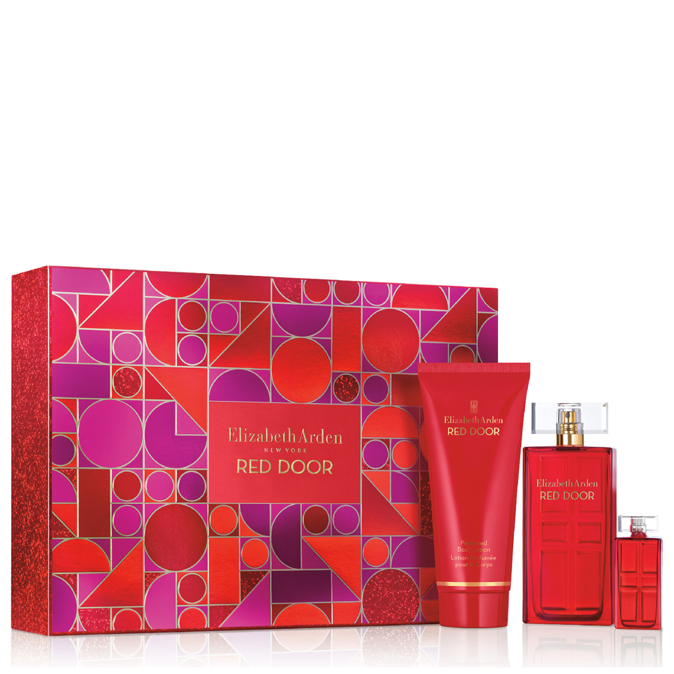 Elizabeth Arden Red Door 50ml Eau De Toilette Collection Perfume