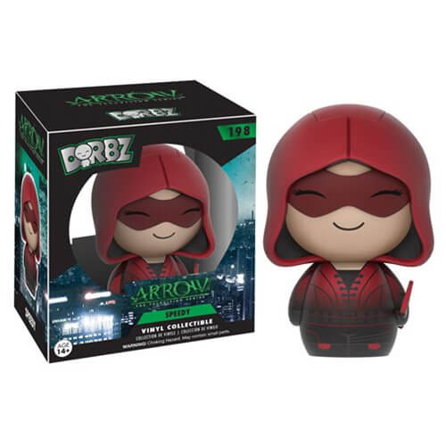 arrow-dorbz-vinyl-figure