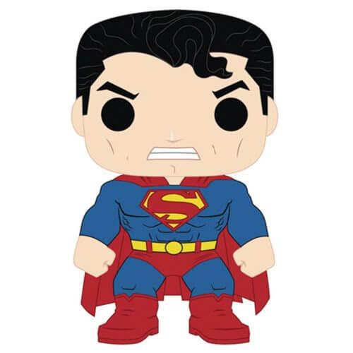 Batman Dark Knight Returns Superman Pop! Vinyl Figure