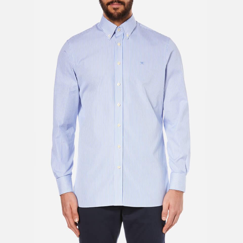 hackett-london-men-classic-fine-stripe-long-sleeve-shirt-white-blue-s-white