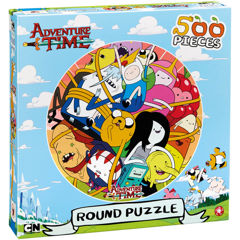 adventure-time-puzzle-500-pieces