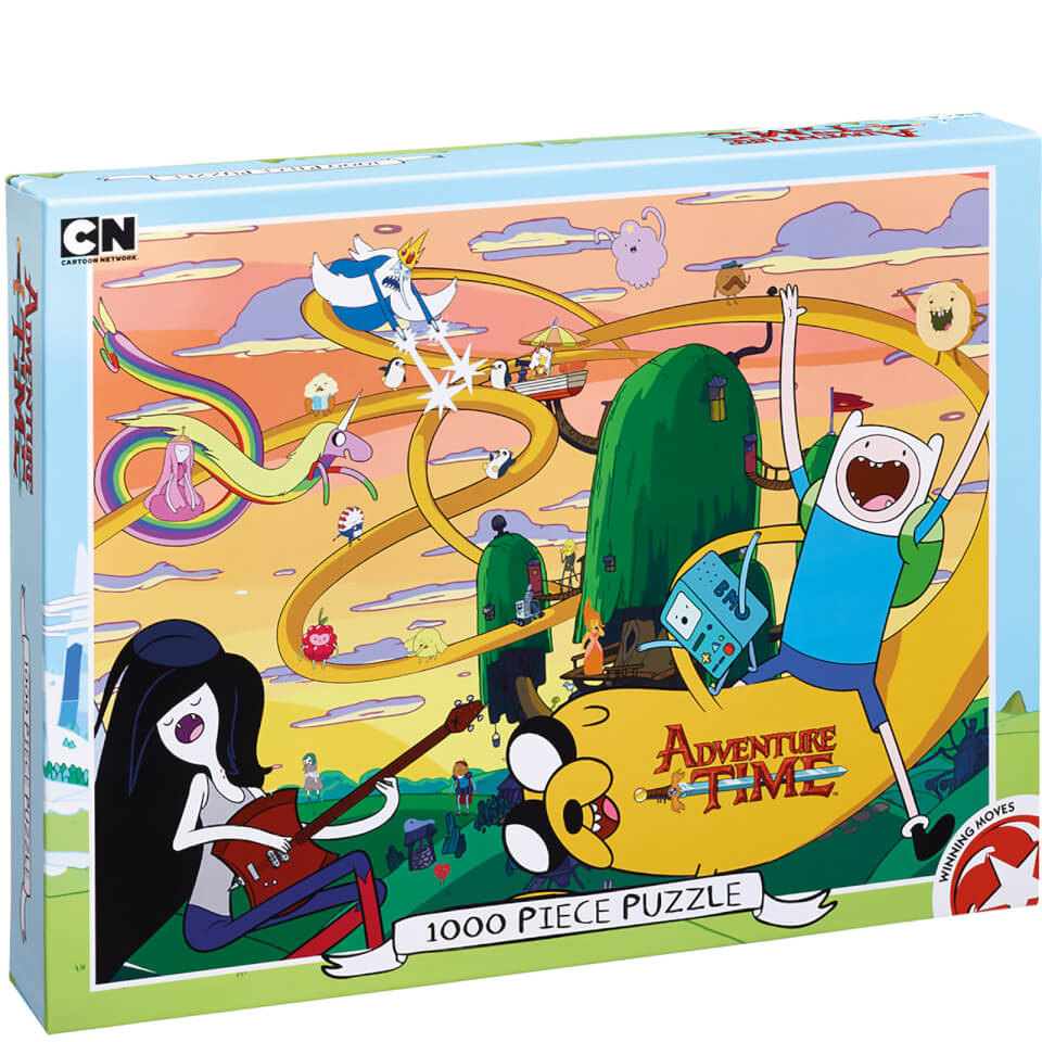 adventure-time-puzzle-1000-pieces