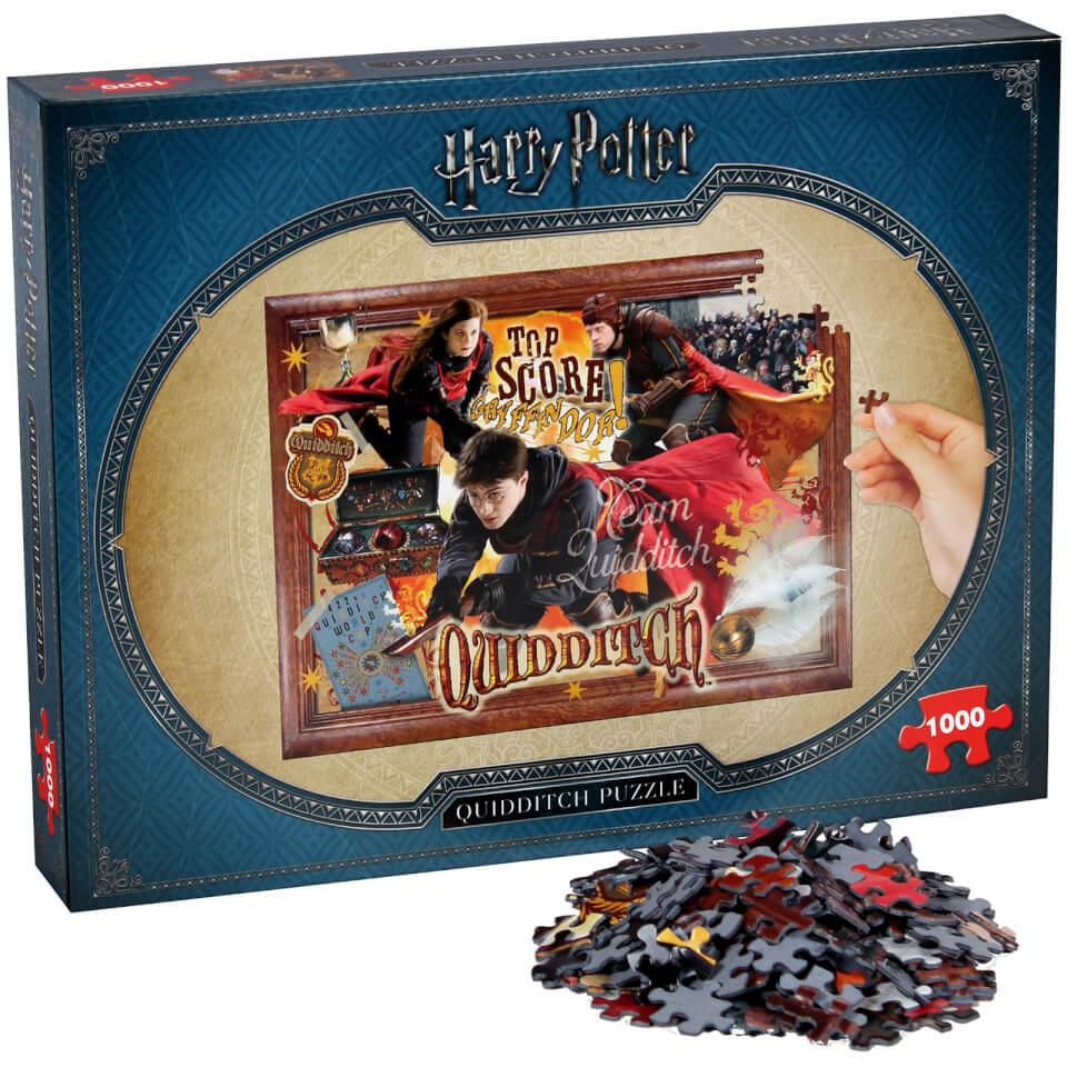Harry Potter Quidditch Kids' Puzzle (1000 Pieces)