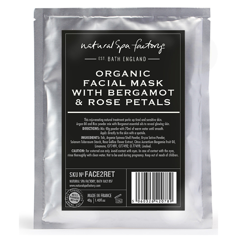natural-spa-factory-organic-face-mask-with-bergamot-argan-rose-petals