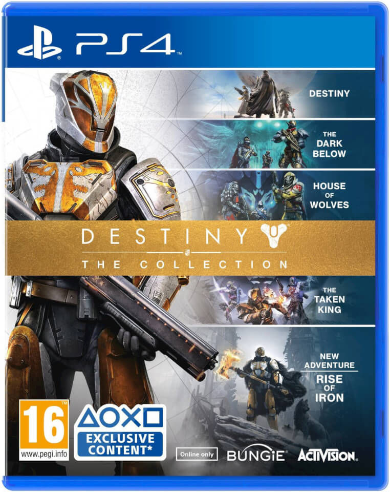 destiny-the-collection