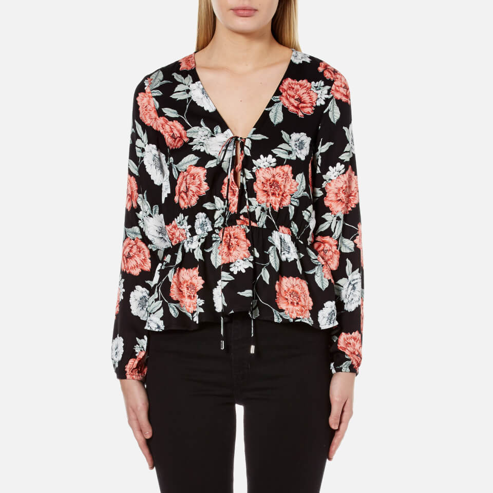 minkpink-women-garden-of-eden-peplum-blouse-multi-s