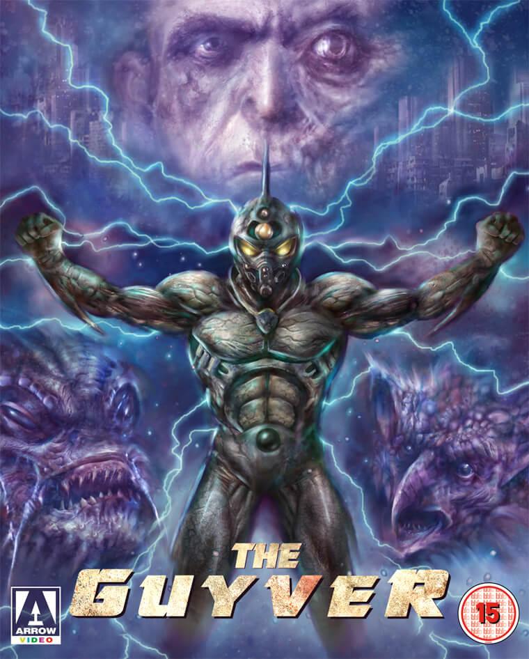 The Guyver Blu Ray Zavvi