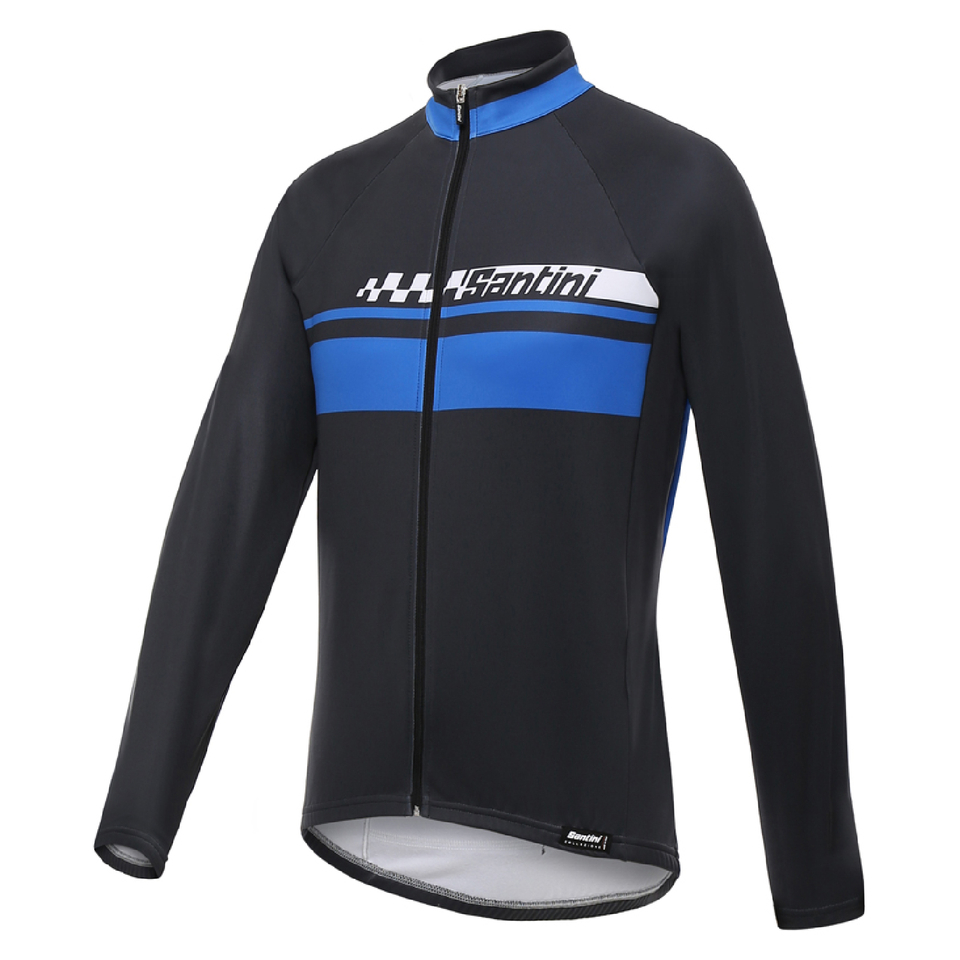 santini-pilot-thermofleece-long-sleeve-jersey-blue-s