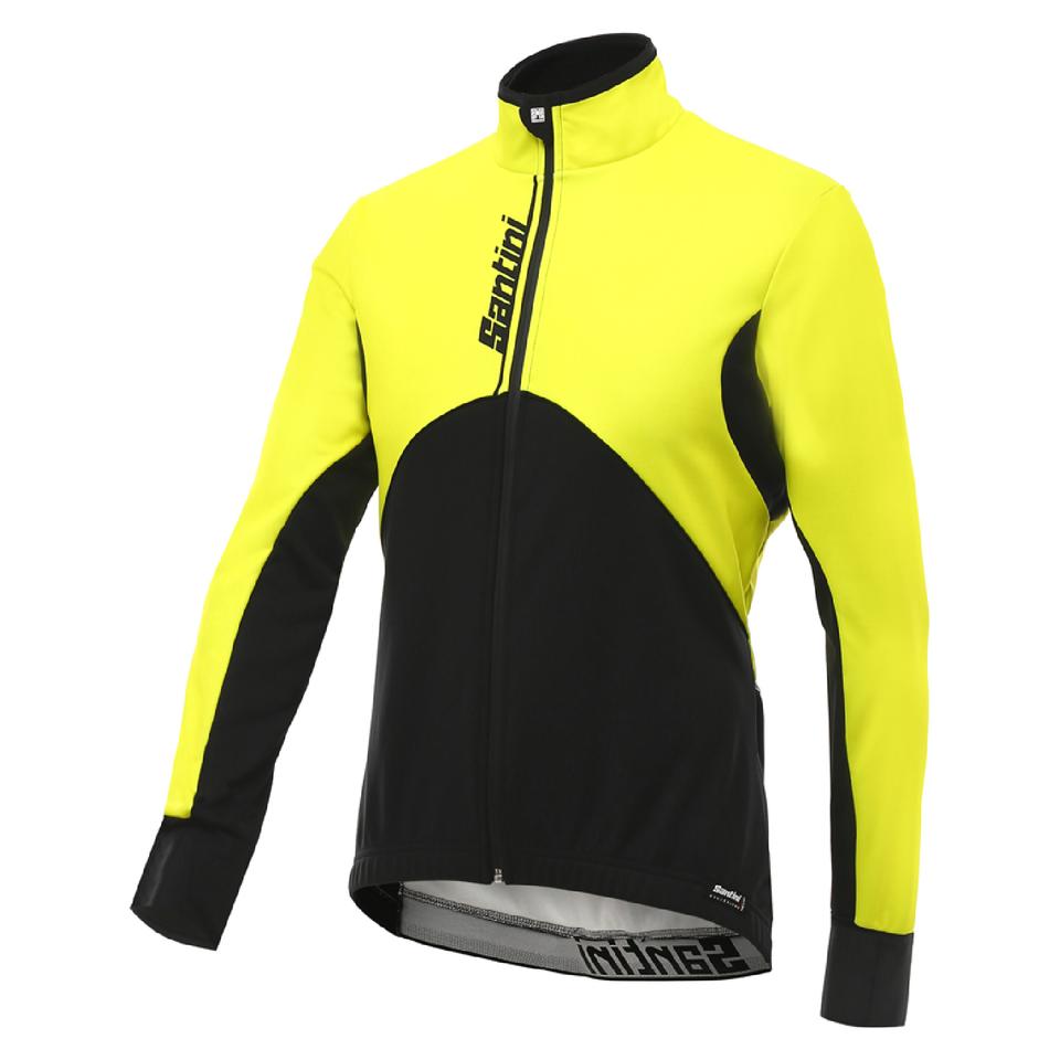 santini-impero-winter-jacket-yellow-m
