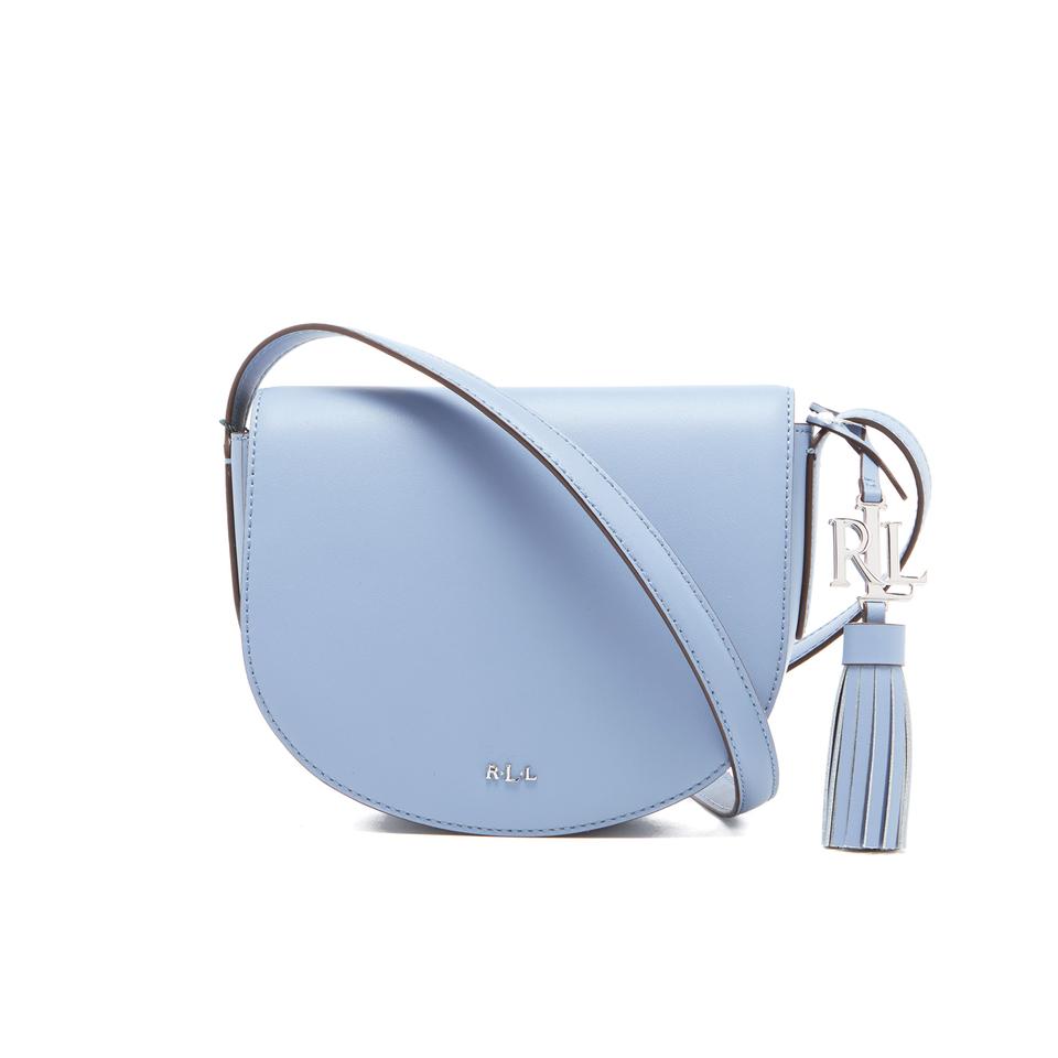 c4e0068e85 Lauren Ralph Lauren Women s Dryden Caley Mini Saddle Bag - Blue ...