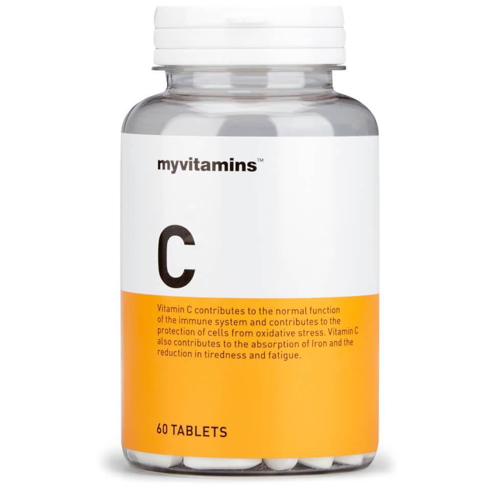 Vitamin C - 3 Months (180 Tablets)