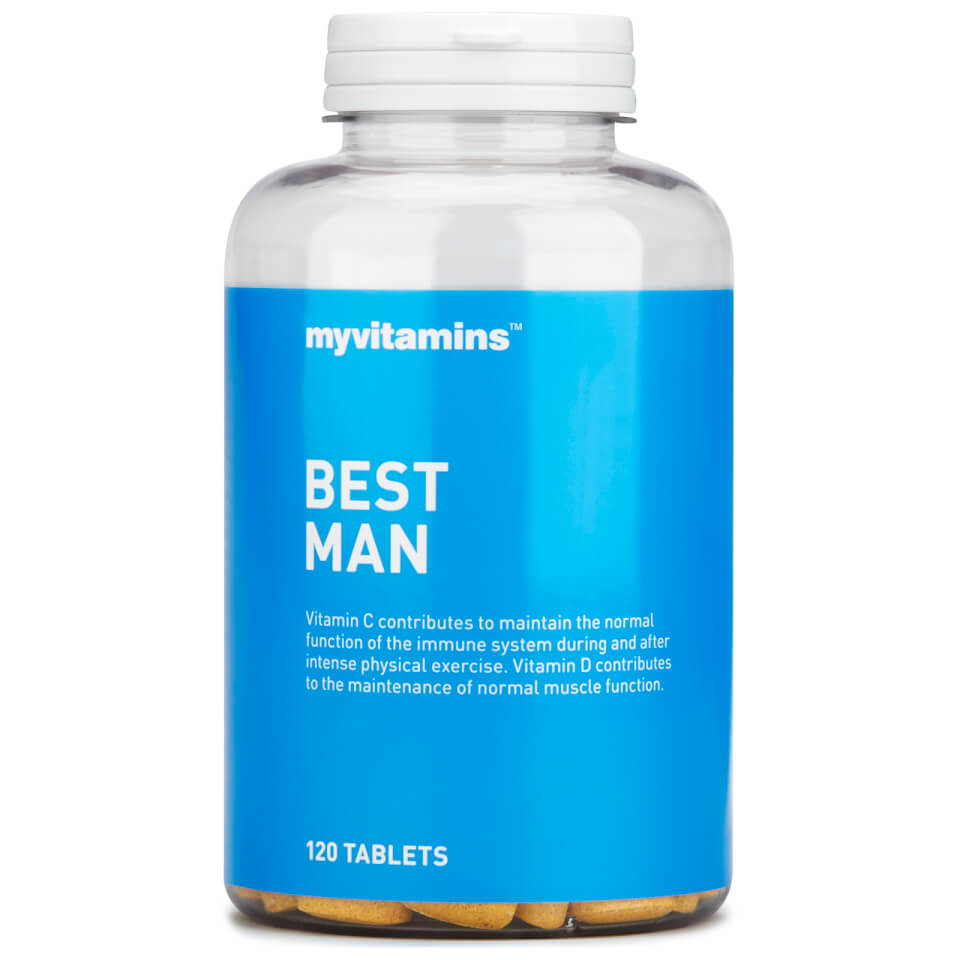 best-man-120-tablets