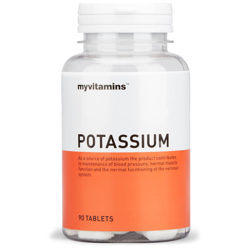 potassium-90-tablets