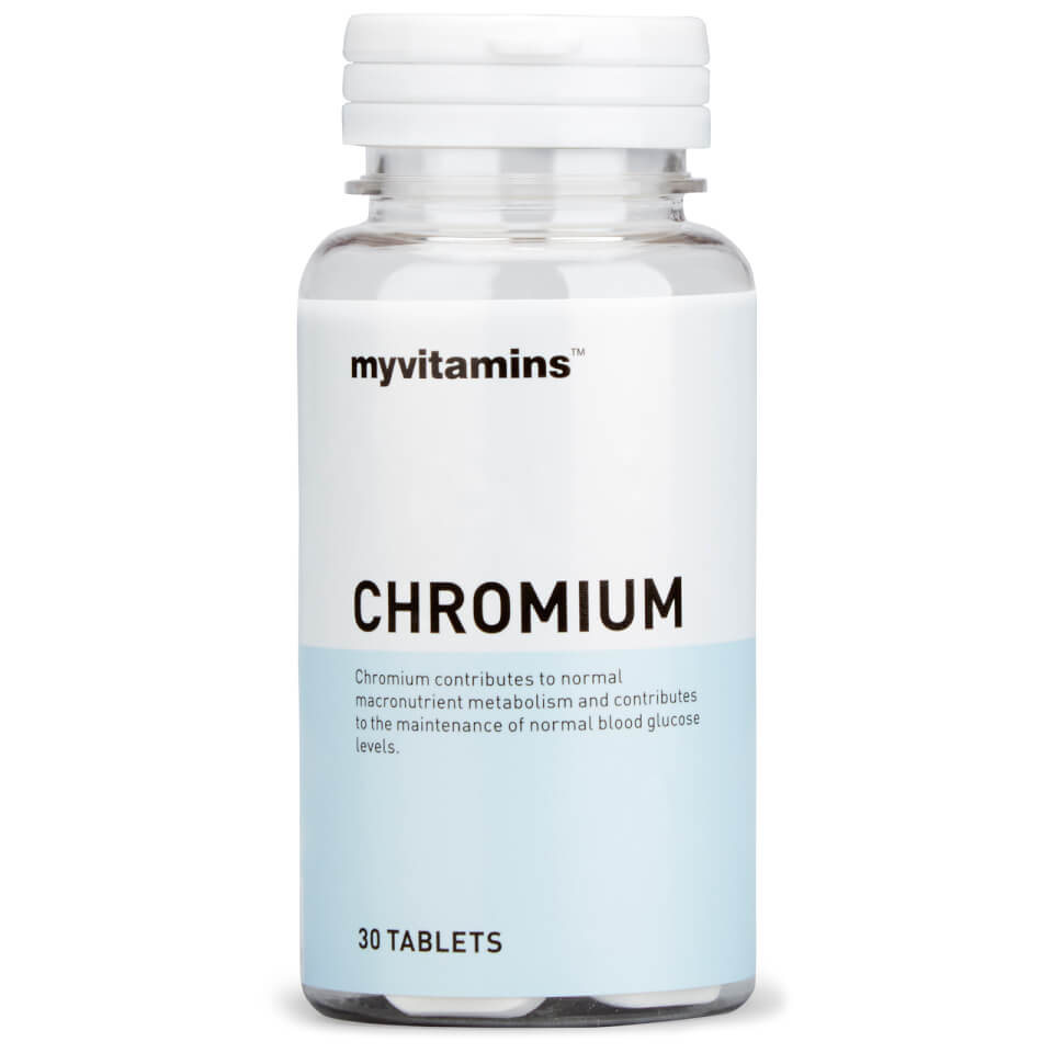 chromium-1-month-30-tablets