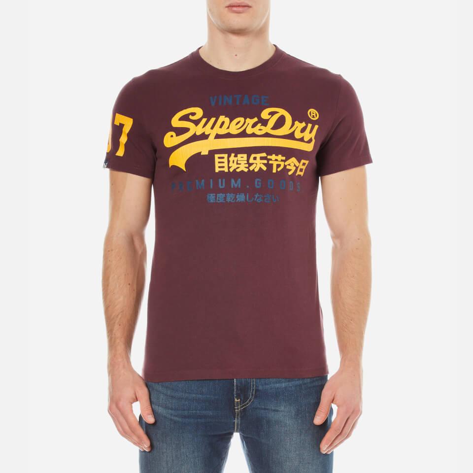 superdry-men-premium-goods-duo-t-shirt-royal-blood-l