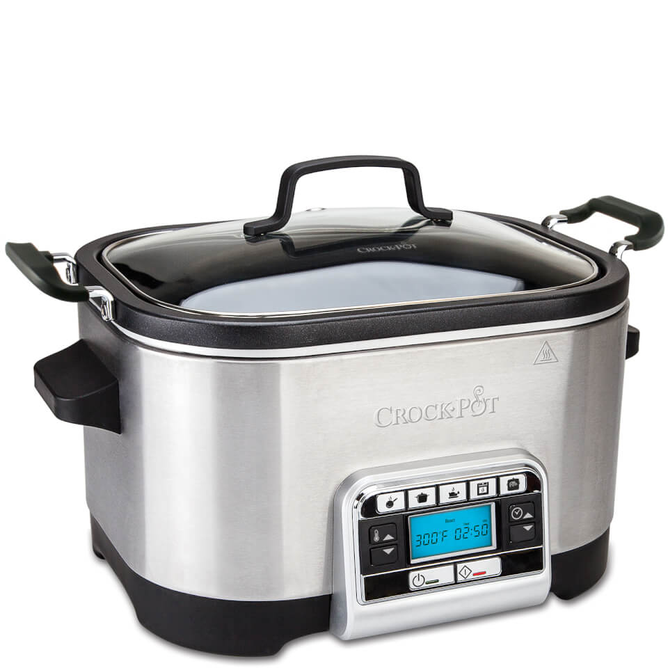 crock-pot-csc024-56-litre-digital-slow-multi-cooker-stainless-steel