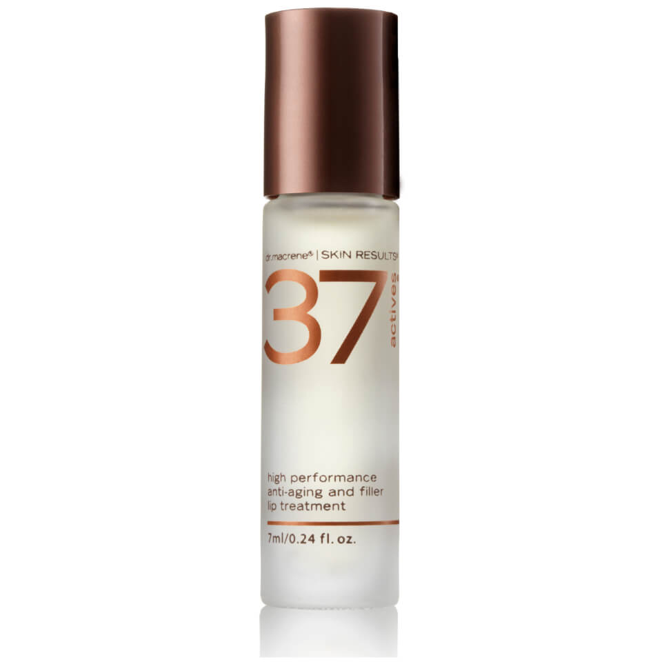 Image of 37 Actives High Performance AntiAgeing and Filler Lip Treatment 7ml Worth 195.00
