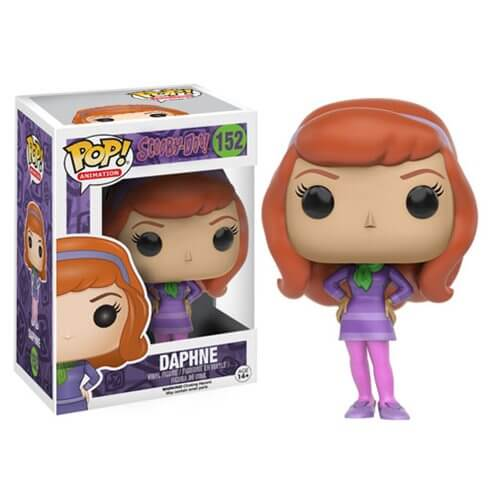 Scooby Doo Daphne Pop! Vinyl Figure