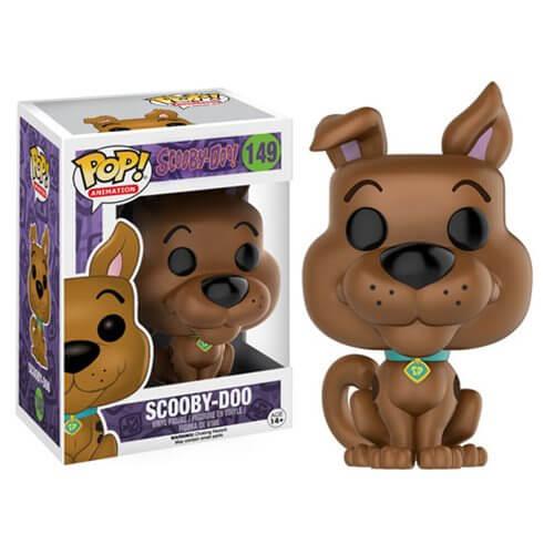 Scooby Doo Scooby Pop! Vinyl Figur