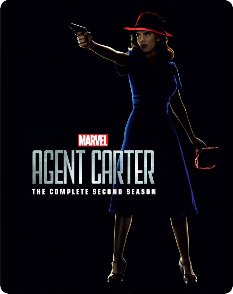 MarvelS Agent Carter Staffel 3